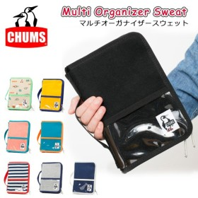 CHUMS チャムス Multi Organizer Sweat CH60-2127