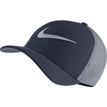NIKE ナイキ ナイキ YTH エアロビル CLC99 スウッシュフレックス メッシュ キャップ 849531-451 スポーツアクセサリー 帽子 ジュニア オブシディアン/ウル...