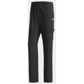 (セール)adidas(アディダス)メンズスポーツウェア ロングパンツ M SPORT ID クロスカーゴパンツ ETZ57 CX3397 メンズ ブラック