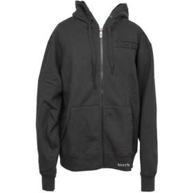 3050-2181 アイコン ICON パーカー UPPER SLANT 黒 Sサイズ HD店