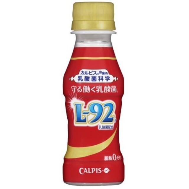 〔まとめ買い〕カルピス 守る働く乳酸菌 L92 PET 100ml×30本(1ケース)