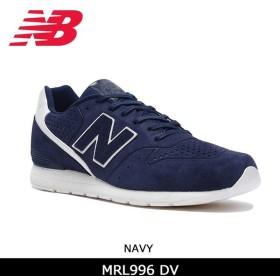 ニューバランス new balance MRL996DV NAVY 日本正規品 【靴】メンズ レディース スニーカー