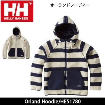 【お取り寄せ】 ヘリーハンセン HELLYHANSEN フーディー Orland Hoodie オーランドフーディー HE51780 【服】ユニセックス