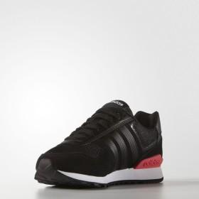 (セール)adidas(アディダス)シューズ カジュアル 10K W BTK96 F99315 レディース コアブラック/コアブラック/ランニングホワイト