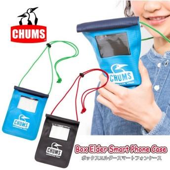チャムス chums 携帯ケース Box Elder Smart Phone Case ボックスエルダースマートフォンケース CH60-2134 正規品 スマホ ケース
