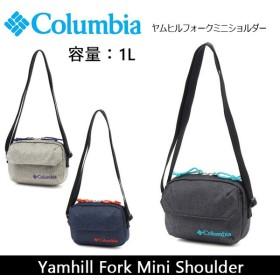 コロンビア Columbia ショルダーバッグ ヤムヒルフォークミニショルダー Yamhill Fork Mini Shoulder PU8158