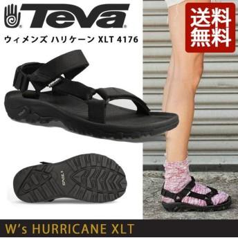 TEVA テバ サンダル ウィメンズ  ハリケーン XLT HURRICANE XLT ブラック 4176