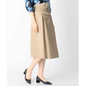 LUMINOSO COMMECA / ルミノーゾ・コムサ コルセット付きタイトスカート