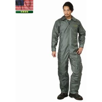 セール25%OFF!実物 新品 米軍CWU-64/P NOMEX フライトスーツ デッドストック メンズ ミリタリー つなぎ オールインワン オーバーオール ノーメックス 放出品