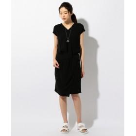 ICB / アイシービー 【洗える】TriacetateCrepe スカート