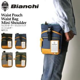 (ビアンキ) Bianchi ウエストポーチ ウエストバッグ ミニショルダー メンズ レディース
