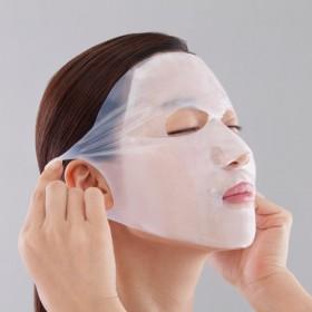 スペシャルケア パック マスク 重ねて使って密着度UPシリコンフェイスマスク カラー