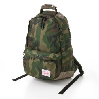 バッグ カバン 鞄 レディース リュック リュック カラー カモフラージュ