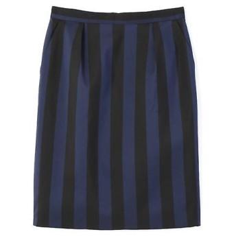 PINKY & DIANNE / ピンキーアンドダイアン メモリーストライプタイトスカート