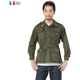 セール20%OFF!実物 新品 イタリア軍 コンバット ジャケット メンズ ミリタリー アウター デッドストック 軍服 放出品