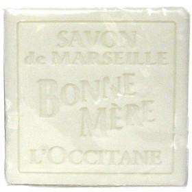 ひとまわり大きい125gサイズ ロクシタン L'OCCITANE ボンメールソープ リンデン 125g