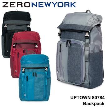 ゼロニューヨーク ZERO NEWYORK リュックサック 80784 UPTOWN バックパック メンズ レディース [PO10]