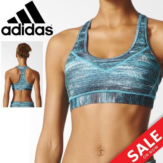 スポーツブラ アディダス adidas adidas M4T ブラトップ トレーニング ミディアムサポート TECHFIT アンダーウェア フィットネス 女性用 オールスポーツ/BHU37