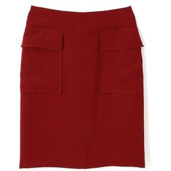 PINKY & DIANNE / ピンキーアンドダイアン ティアラWクロスビッグポケットスカート