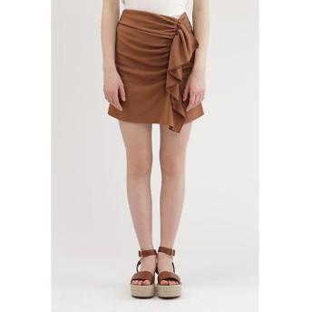 JILLSTUART / ジルスチュアート クローイドレープスカート