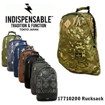 インディスペンサブル INDISPENSABLE リュック 17710200 LEGIT デイパック バックパック リュックサック メンズ レディース [PO10]