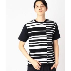COMME CA ISM / コムサイズム ニットTシャツ