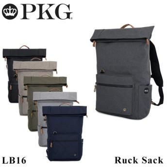 ピーケージー PKG リュック LB16 DRI collection リュックサック デイパック バックパック ビジネス カジュアル タウン [PO10]
