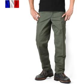 セール20%OFF!実物 新品 フランス軍 AIR FORCE フィールドパンツ アビエイターパンツ メンズ ミリタリー カーゴパンツ ワークパンツ 軍パン デッドストック