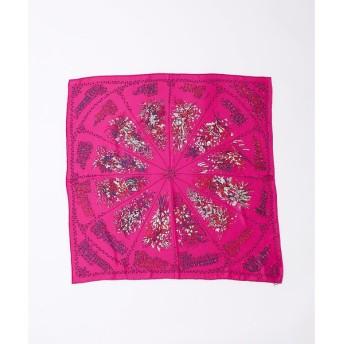 Rouge vif la cle / ルージュ・ヴィフ ラクレ manipuri Sunshine スカーフ
