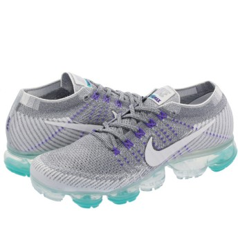 NIKE WMNS AIR VAPORMAX FLYKNIT 【HERITAGE PACK】 ナイキ ウィメンズ ヴェイパー マックス フライニット COOL GREY/WHITE PURE PLATINUM