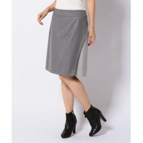 ICB / アイシービー Bi-ColorStretch スカート