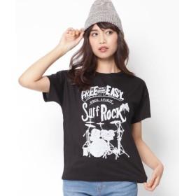 MAYSON GREY / メイソングレイ 【socolla】クルーネックロゴTシャツ