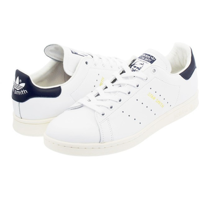4cd0d93b2688c1 adidas STAN SMITH adidas Originals メンズ レディース アディダス スタンスミス WHITE/NAVY スニーカー  シューズ 白