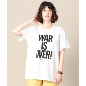 BEAUTY&YOUTH UNITED ARROWS / ビューティ&ユース ユナイテッドアローズ <VOTE MAKE NEW CLOTHES> WAR IS OVER Tシャツ