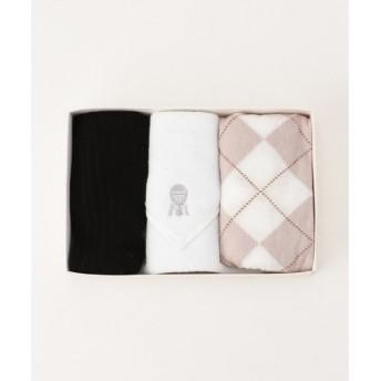 gotairiku / ゴタイリク 【ギフトに最適】靴下 / タオルハンカチ BOXセット