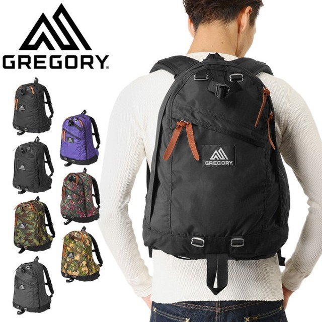 GREGORY グレゴリー DAY PACK デイパック リュック バックパック ブランド