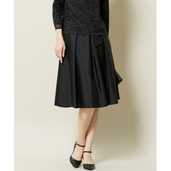 J.PRESS / ジェイプレス P/トリアセバックサテン スカート