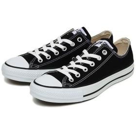 【converse】 コンバース オールスター OX ALL STAR OX BLACK