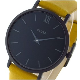 クルース 腕時計 レディース CLUSE CL30033 ブラック文字盤 ラ・ボエーム デニムベルト 33mm