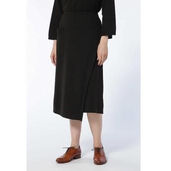 HUMAN WOMAN / ヒューマンウーマン 総針ニットスカート