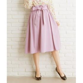 any FAM / エニィファム 【2WAY】カラーリバーシブル スカート