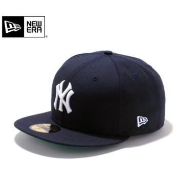 【メーカー取次】 NEW ERA ニューエラ 59FIFTY CT ニューヨーク・ヤンキース ネイビー 11347468 キャップ ブランド