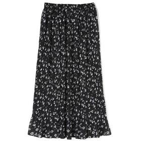 PROPORTION BODY DRESSING / プロポーションボディドレッシング  フラワープリーツスカート