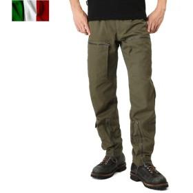 実物 新品 イタリア軍パラトルーパーパンツ メンズ 軍パン ミリタリー 軍物 軍服 放出品 カーゴパンツ デッドストック