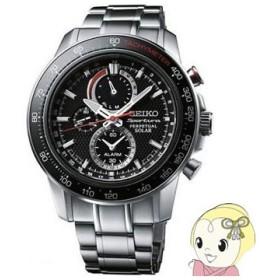 [逆輸入品] SEIKO ソーラー 腕時計 SPORTURA スポーチュラ SSC357P1