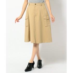 組曲 / クミキョク プレミアムOJOツイル Aラインスカート