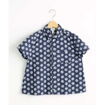 NIMES / ニーム アンカー ワークシャツ