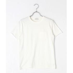 Harriss / ハリス USAコットン天竺丸胴半袖Tシャツ