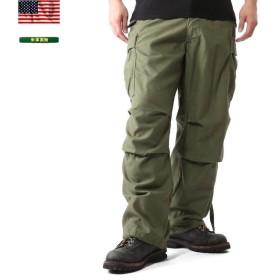 【訳あり】 実物 米軍 M-65 フィールドカーゴパンツ USED ミリタリーパンツ 軍パン メンズ 放出品 【クーポン対象外】