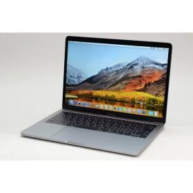 [中古] Apple MacBook Pro 13インチ 2GHz スペースグレイ MLL42J/A
